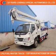 6 rodas China 14m 16m caminhão balde para venda