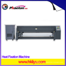Textile, Polyester, Flag Printer Heater for Sublimation Transfer, Heater Fixation Machine (HF-1800N)
