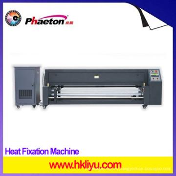 Textil, poliéster, bandera calentador de la impresora para la transferencia de la sublimación, máquina de la fijación del calentador (HF-1800N)