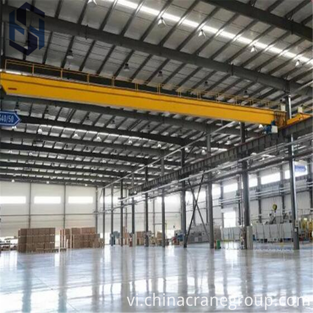 3 2 Ton Single Girder Overhead Crane Lt