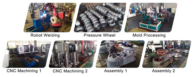 Wood Shaving Machinery Pellet Pressing Line Produce Process