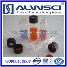4ml screw cap clear vial suit for agilent instrument from China manufacturer