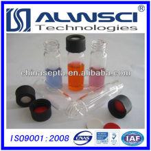 Tampão de tampa de rosca de borracha de 4 ml para instrumento agilento da China fabricante