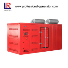 1500kVA/1200kw Silent Perkins Generator Set (12 Cylinders)