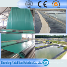 Waterproof Black 0.5mm HDPE Geomembrane for Pond Liner