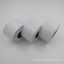Poupe 30% de adesivo de rolo de papel sem liner de uso personalizado