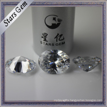 Top Quality Diamond Cut 15X20mm Big Size Imitation Diamond