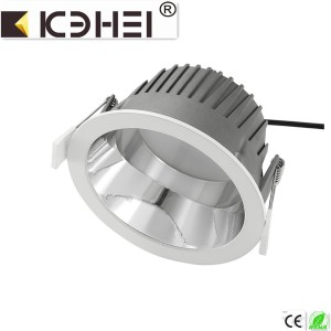 Antirreflejo LED Downlight recorte 210 mm Ugr <22 CE RoHS