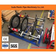 Máquina da soldadura de extremidade da tubulação do HDPE da máquina da fusão de extremidade de Sud315h
