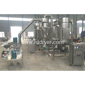 Herbs of Chinese herbal medicine super fine grinding machine