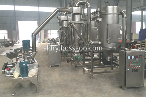 Food WFJ Series Crusher