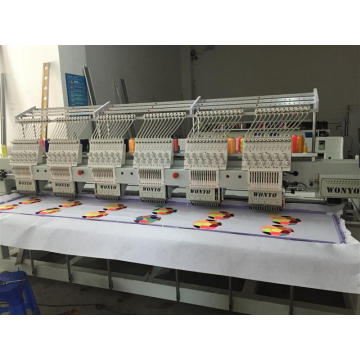 Wholesale Price and Best 6 Heads Embroidery Machine