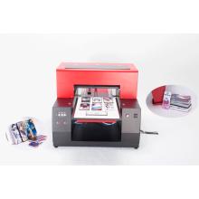 Máquina de impresión fotográfica de la caja del teléfono