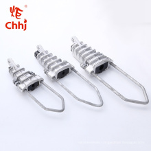 Factory direct sell NXJ wedged type rod aluminum alloy anchoring clamp