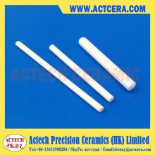 Eje y barra de cerámica de proceso pulido centerless