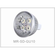 Luz do ponto do diodo emissor de luz de 5W GU10