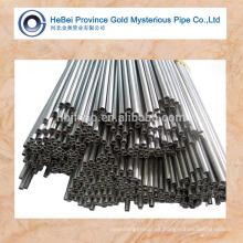 Tubo de tubo / tubo de acero homologado
