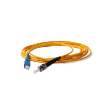 SC-ST / APC SM SX Cordon de fibre optique