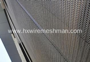 Decorative Mesh For Elevator
