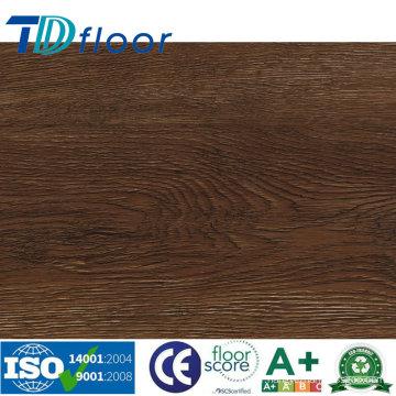 Plancher de vinyle de PVC distinctif et populaire