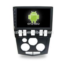 Vier Kern! Android 6.0 Auto-DVD für Renault L90 mit 8-Zoll-Kapazitiven Bildschirm / GPS / Spiegel Link / DVR / TPMS / OBD2 / WIFI / 4G