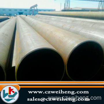 ASTM A252 Steel Piling pipes / Pipe Pile / LSAW for Construction