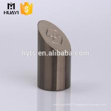round zamac perfume bottle cap