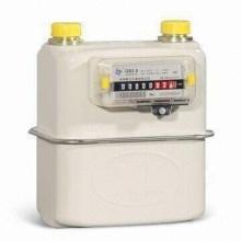 Газовый счетчик бытовой диафрагмы