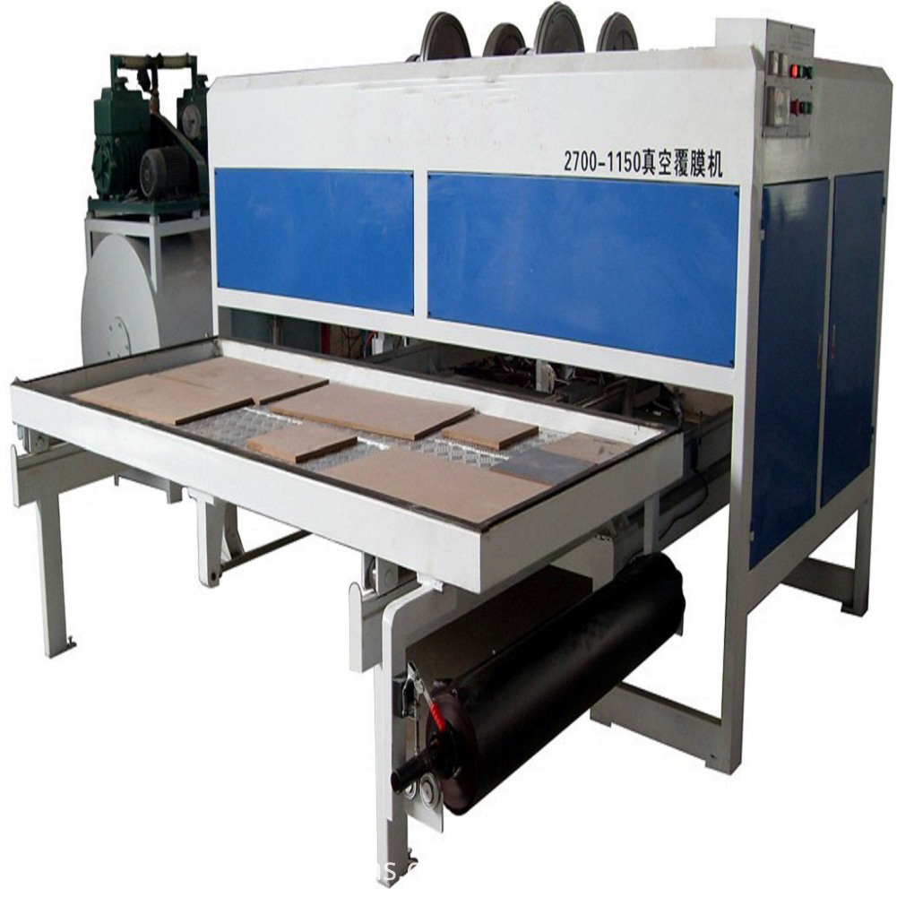 Cabinet Door Membrane Press Machine