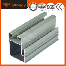 Todo tipo de superficies de tratamiento de ventanas y puertas de aluminio