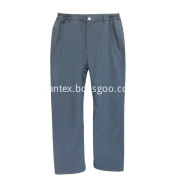 Waterproof adult outdoot pants trousers