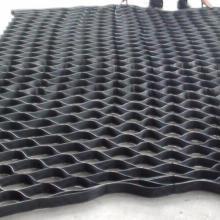 Ultrasonic Welding HDPE Geocell / Plastic Gravel Stabilizer Geocell