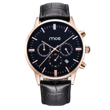 OEM Fashion Minimerlist Chronograph Man Quartz Watches