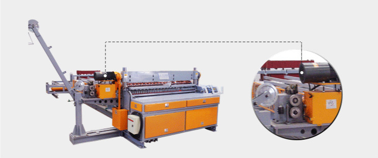 Heavy Duty Expanded Mesh Machine