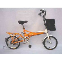 Folding Bicycle (Lithium battery)