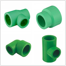 Fittings Ppr Pipe Fitting Plastic Coupling