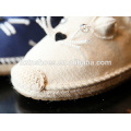 Cheap girls casual shoes cat kids espadrille shoes