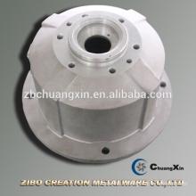 AlSi9Mg Алюминий с гравитационным литьем / Фланцевый редуктор