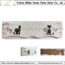 Crochet en métal design pour animal domestique