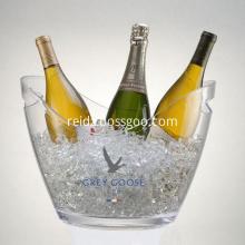 Promotional items  Cheap Price Plastic Wine Ice Bucket