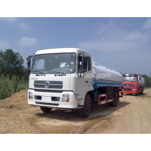 Dongfeng 15m3 water tank truck use in Iraq
