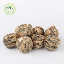 Finch Hot Sale Jasmine Flavor Blooming Tea With Calendula Flower