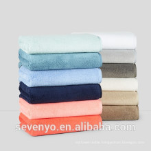 Wholesale Luxury 600GSM Plain design Terry Hotel Bath towel Bathroom BtT-188 China Supplier