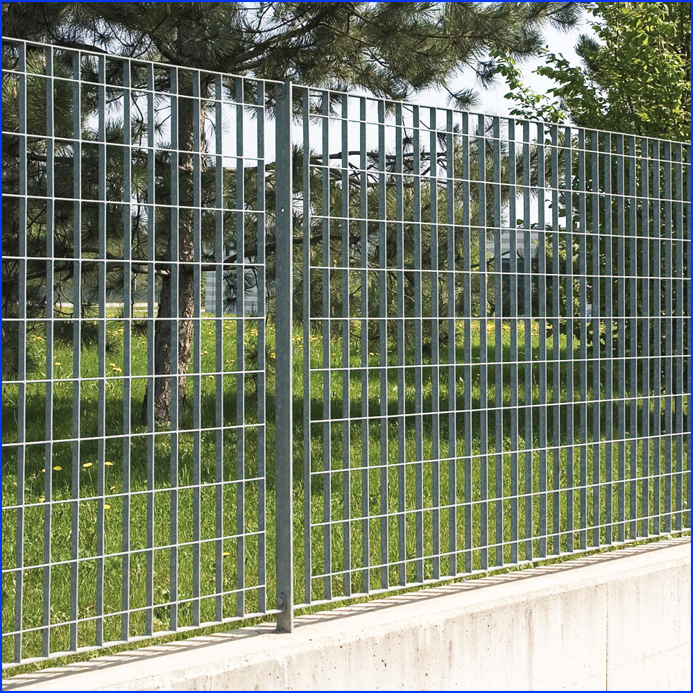 Galvanized Grating Fences