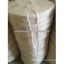 Fita de fibra cerâmica com auto-adesivo