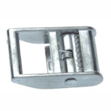Hardware Metal Zinc Aleación doble hebilla de correa para retrasar la cuerda