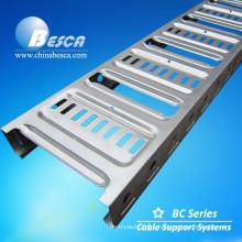 BC4 Besca Supplier Galvanized Outdoor Ladder Trays Straight Manufacture