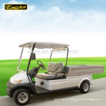 Camión eléctrico de China de 2 plazas, precio eléctrico de carrito de golf, vehículo utilitario eléctrico, mini camión