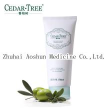 Aceite-Control y eliminación del acné oliva facial limpiador