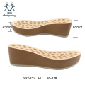 Polyurethane  Shoe Sole for Women